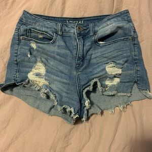Empyre Jean Shorts